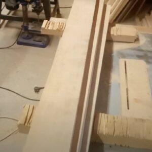 alegerea scandurilor pentru realizarea grinzii stratificate din lemn de frasin