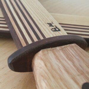 aspectul garzii din lemn de frasin termotratat